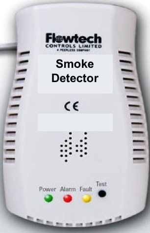 Smoke Detectors Helps Protects Against Kitchen Fires