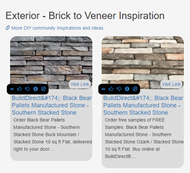 Exterior Stone Veneer Options