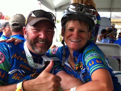 Cary and Jill